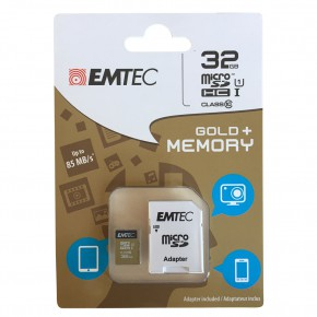 Micro SD karta + adaptér 32 GB
