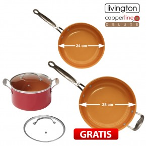 Livington Copperline Deluxe