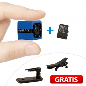 Panta Pocket Cam a SD 8 GB